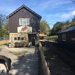 Lappa Valley Steam Railway Foto