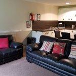 Ruby Cottage - Living room