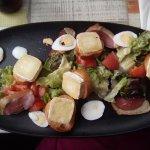 plat salade!