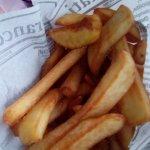 frites congelées