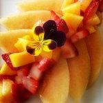 breakfast fruit starter