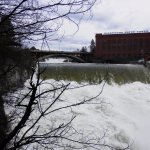 Spokane Falls near Riverfront Park