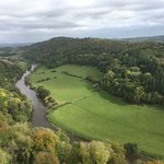 Symonds Yat Rock
