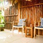 Tropical Hideway private terrace
