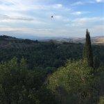 صورة فوتوغرافية لـ Ballooning in Tuscany