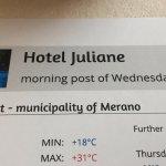 Foto di Hotel Juliane