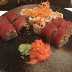 Sushi food is incredible! Very taste! It is a pity they don't have the menu in English