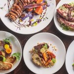 Join us at Cielos for inspired, regionally sourced food