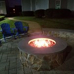 Fire pit (Perfect for s'mores)