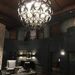 Warm, chic and inviting - Welcome to the lobby