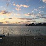 Amanecer en Playa Medano