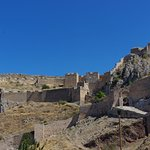 Acrocorinthe très belle forteresse