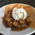 Carmel Apple Cobbler
