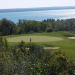 Torch Lake course