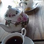 vintage tea! - great to go to with the girls! or as a couple!