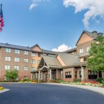 Exterior view of the Residence Inn Lexington Keeneland/Airport