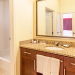 Our suite bathrooms come with complimentary toiletries.