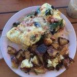 The Breakfast Omelette
