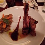 Veal chop - not good