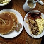 The big breakfast..........delicious