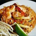 Our Special Shrimp Pad Thai