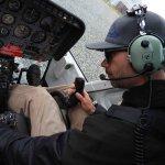 Evan gearing up to take off. Wheeeeeee!