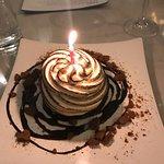 Atwood - birthday Baked Alaska