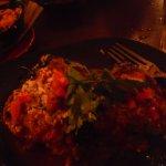 Shrimp Chile Relleno