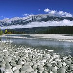 Photo of Athabasca River