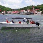 Kanel boat...