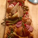 The Charcuterie plate is Amazing   Need to try