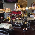 How beautiful and delicious is this High Tea!