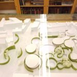 Model of new museum in 2020