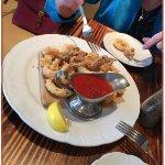 Fried Calamari! Delish!