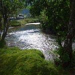 Pastoral and meandering streams