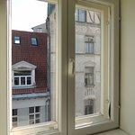 Views of room tops
