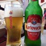 Nice Croatian beer