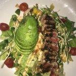 West Coast Ahi Tuna Salad