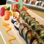 Custom Hand Made Sushi Rolls