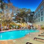 Enjoy our seasonal outdoor swimming pool