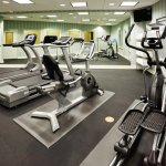 Fitness Center-never miss a workout!