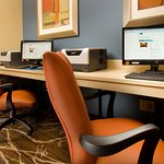 24-Hour Business Center with Free Internet Access and Printing