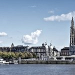 Hilton Antwerp Old Town Foto