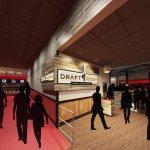 Draft Room at Kings Dining & Entertainment: Coming November 2017