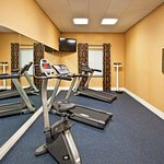 Holiday Inn Express and Suites St Augustine Fitness Center