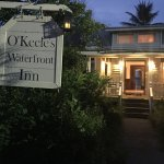 A Warm Welcome awaits at O'Keefe's Waterfront Inn, Yap