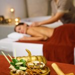 Kiriya Spa - using only local herbs and spices for each treatment
