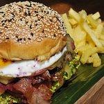 Ultimate 66 Burger