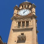 The Central Station Clock in Sydney.  taken by Fernando Soriano