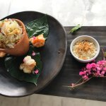 Yummy Thai Pomelo Salad with Prawns